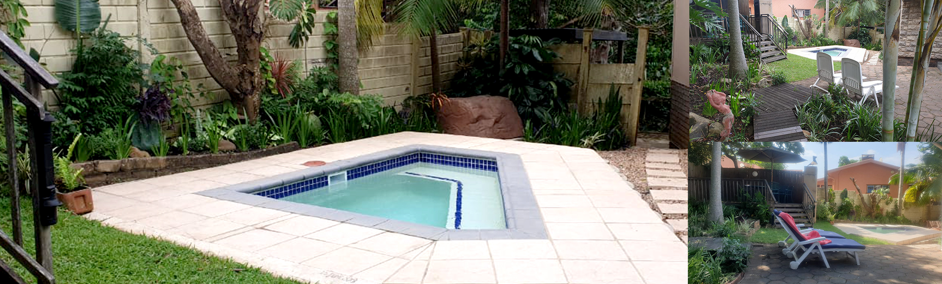 Accommodation is Scottburgh